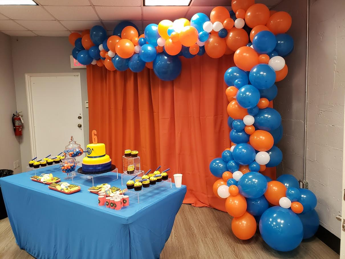 Decoration Packages All Star Party World Indoor Party